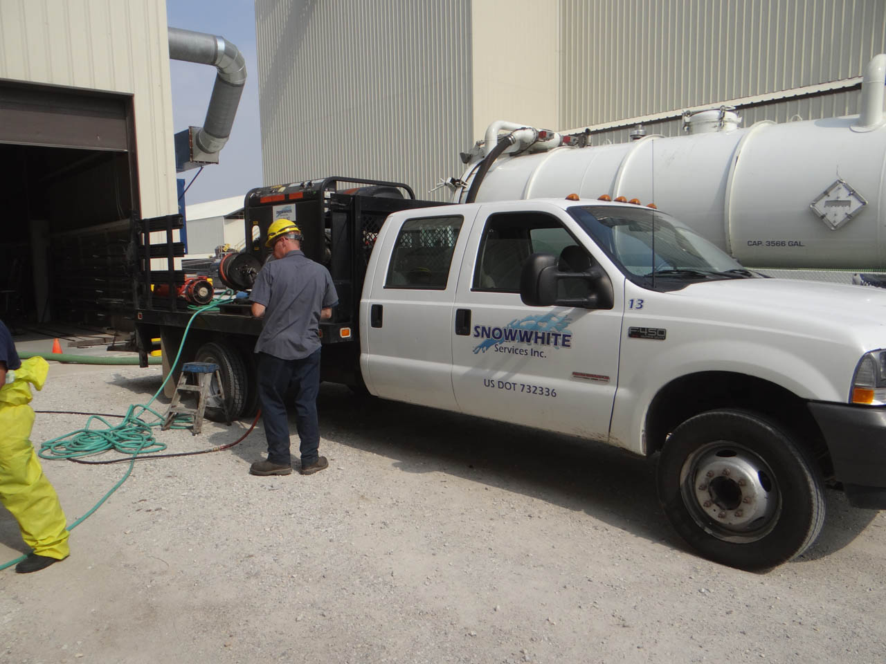 Agriculture Industrial Cleaning Services